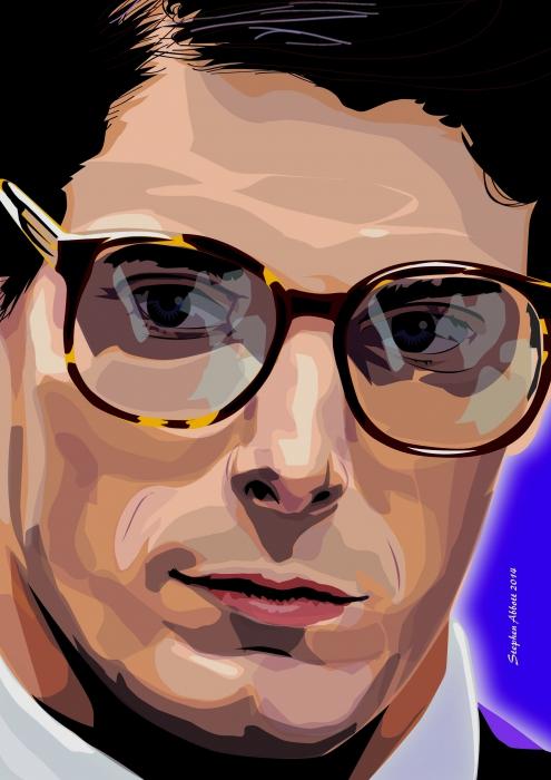 Christopher Reeve par Henstepbatbot
